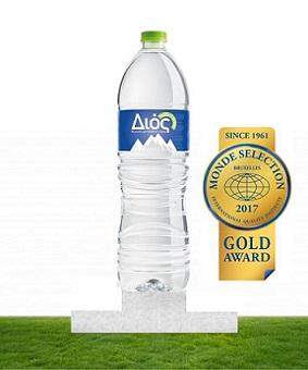 Χρυσό Βραβείο Ανώτερης Ποιότητας Monde Selection